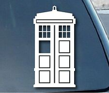 Doctor Who Tardis Car Window Vinyl Decal Sticker BUY2 GET 2 FREE #1