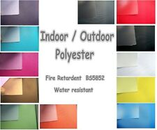 Fire Retardant Indoor Outdoor Water Resistant Polyester  / Nylon Fabrics