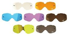 Liquid Image Torque Goggle Replacement Single Lens With Tear Off Pins ALL COLORS