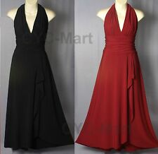 Womens Evening Gown Prom Formal Dress size 16-24 nwt Plus Size 3182B /R SALE