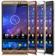 "6"" 3G GSM Unlocked AT&T T-mobile Straight Talk Android Cell Phone Smartphone GPS"
