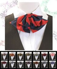 Ladies Micro Fiber College Bow Ties Different Colors Available