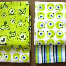 Disney Baby Boy Girl Mike Monsters Inc cotton flannel receiving blanket 2p Set