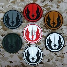 STAR WARS JEDI ORDER Tactical Military Morale 3D PVC Patch