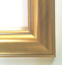 "1 3/4"" Bright Gold  Picture Frames Furniture Quality for Paintings"