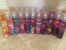 Bath and Body Works Fine Fragrance Mist 8oz /236mL Choose your Favorite Scent*