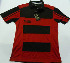 KOOGA HOOPED TEAMWEAR MATCH/LEISURE RUGBY SHIRT