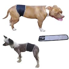 Dog Belly Band XS-XXL Black Skull Male Toilet Training Diaper Nappy Pants Puppy