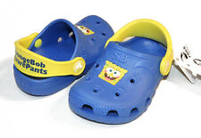 Crocs Sponge Bob Wave Blue / Yellow Size C4/5 SALE!!