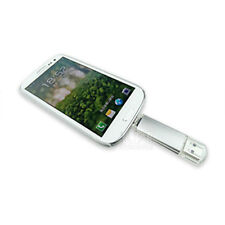New arrival 8GB USB Flash Memory Stick Drive 2-port for Mobile Smartphone USB463