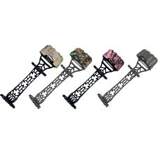 Parker Bows RED HOT Quiver Four Arrow Quick Detach Camo or Black Crossbow or Bow