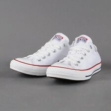 CONVERSE CHUCK TAYLOR WHITE LOW TOP CANVAS NEW MEN'S / WOMEN'S