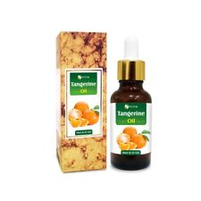 TANGERINE OIL 100% NATURAL PURE UNDILUTED UNCUT ESSENTIAL OIL 5ML TO 100ML