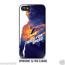 Need For Speed Movie Custom iPhone 4/4S & 5 Hard Case Cover