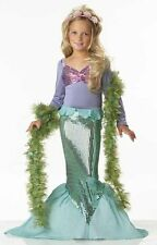 "Brand New Ariel Little Mermaid 72"" Seaweed Boa Halloween Costume Accessory"
