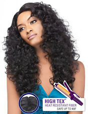 Outre Synthetic Lace Front Wig KAT - NEW STYLE