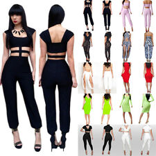 Sexy Bandage Rompers Womens Clubwear Cocktail Party Bodycon Dresses Jumpsuit Hot