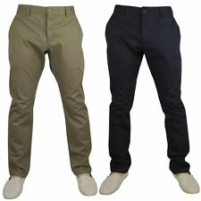 Mens French Connection Soft Feel Cotton Chino Trouser