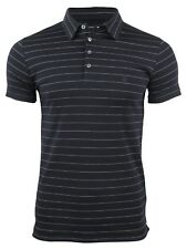 French Connection/ FCUK Stripe Polo T-Shirt