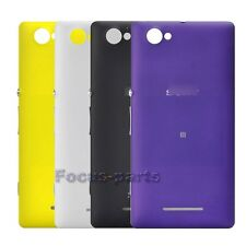 Original Battery Back Door Cover Case for Sony Xperia M C1905 (Sony Nicki SS)