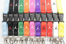 Michael Jordan Jumpman Inspired Lanyard,Keychain,Cell Phone ID Badge Holder NEW