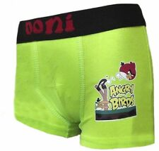 Boy's Shorts (Pack of 10) Underwear Briefs Angry Birds, 7579AB