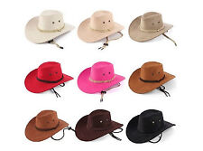 Fashion Unisex COWBOY HAT mens hats ladies caps Unisex western headwear cap  U