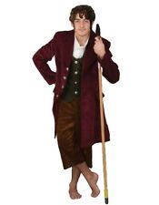 the Hobbit Lord of Rings Elf Costume Bilbo Baggins Jacket Costume adult USA MADE