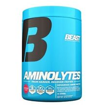 Beast Sports AMINOLYTES Amino Acid BCAA Electrolytes 30 Servings