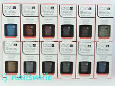 CND SHELLAC UV/LED GEL Soak Off *WINTER COLLECTION / Pick Any Color in List*