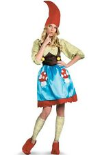 Brand New Ms. Gnome Adult Costume