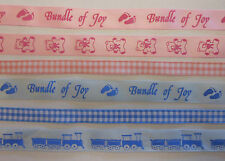 Baby Ribbons for Cardmaking & Scrapbooking