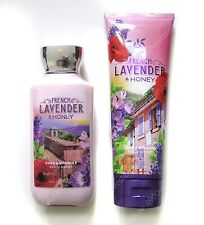 Bath & Body Works French Lavender & Honey Body Lotion or Body Cream pick 1pc
