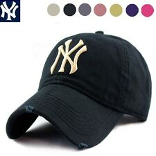 NY fashion Adjustable size Firm Outdoor Golf Tennis Baseball Cap Hat