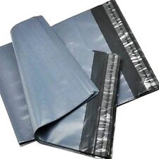 QUALITY STRONG MAILING PLASTIC BAGS 7x9 10x14 12x16 17x26 100 500 1000 FREE POST