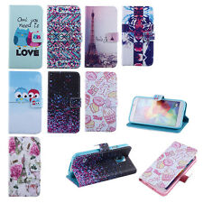 Hot Sale Leather Flip Monety Card Hold Wallet Case Cover For Samsung For Apple