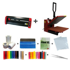 CUTTER PLOTTER CTO630 DEAL WITH PRESS HIGH PRESSURE HEAT PRESS FOR T SHIRTS