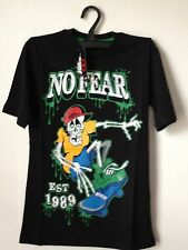 No Fear Boys T Shirt 7-13years Ideal Christmas Present