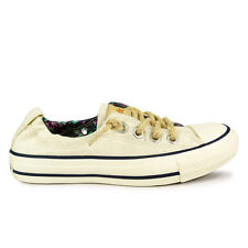 Womens Converse Chuck Taylor Shoreline Slip On Natural Trainers