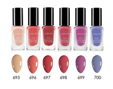 INGLOT O2M Breathable Enamel 695 - 700  Nail Polish Water Air pass through !
