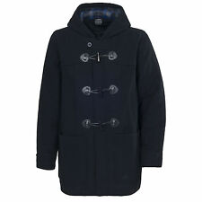 Trespass DUFFLE Mens Hooded Padded Toggle Winter Duffle Coat Jacket