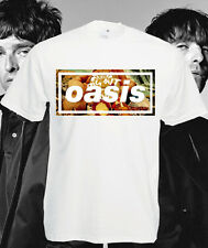 Oasis T Shirt Definitely Maybe Liam Noel Gallagher Dig Out Your Soul Tee New
