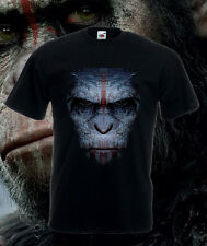 Dawn Of The Planet Of The Apes Movie Retro Mens Boys T-Shirt Top All Sizes New