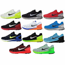 Nike Lunarglide 6 VI 201 New Mens Jogging Running Shoes Lunarlon Trainer Pick 1