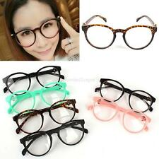 New Retro Vintage Unisex Men Women Metal Skull Frame Eyeglasses Glasses Eyewear