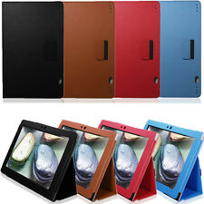 "PU Leather case Stand Cover Folio For 10.1"" Lenovo Ideatab S6000 Tablet WIFI 3G"