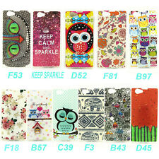 TPU Various Soft Skin Case Cover For Sony Xperia Z1 Compact Mini Z1f