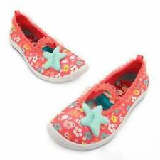 Disney Store Princess Ariel The Little Mermaid Swim Rubber Floral Pool Shoes NEW