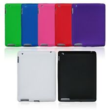 New TPU Soft Skin Back Case Cover for iPad 4th 3rd 2nd Gen Retina Display 2 3 4