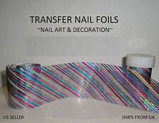 Nail Foil Transfer Tape  - For Nail Art & decoration